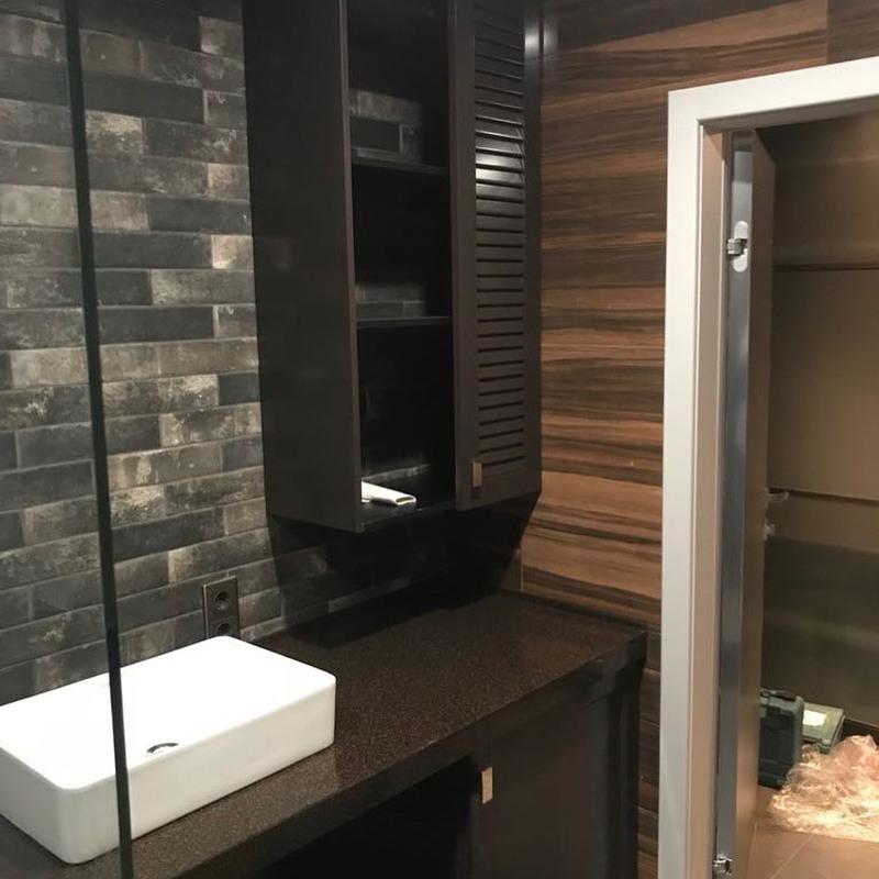 Мебель для ванной комнаты-Мебель для ванной «Модель 31»-фото1