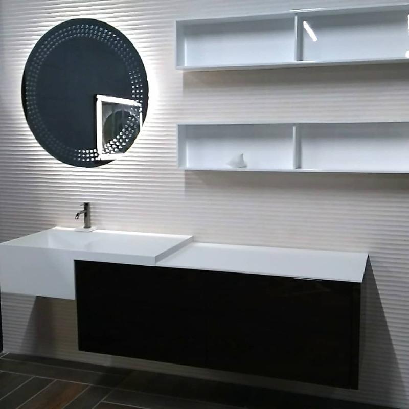 Мебель для ванной комнаты-Мебель для ванной «Модель 32»-фото3
