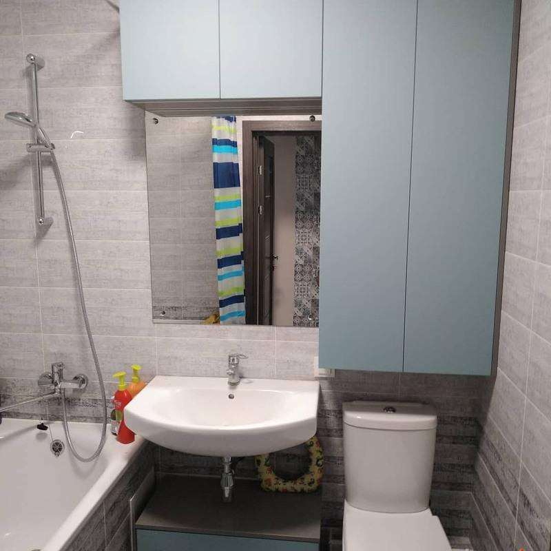 Мебель для ванной комнаты-Мебель для ванной «Модель 5»-фото5