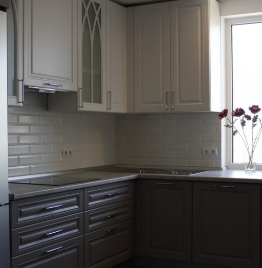 -Кухня МДФ в ПВХ «Модель 324»-фото24