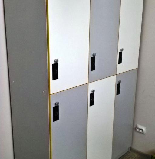 -Шкафчики для раздевалки «Модель 163»-фото8
