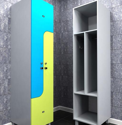 -Шкафчики для раздевалки «Модель 164»-фото9