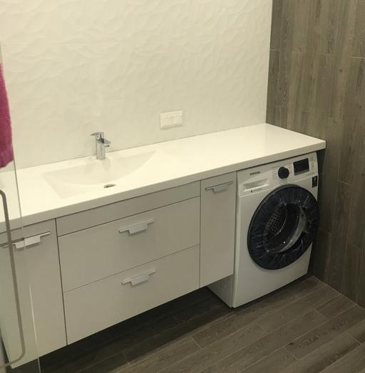 Мебель для ванной комнаты-Мебель для ванной «Модель 14»-фото4