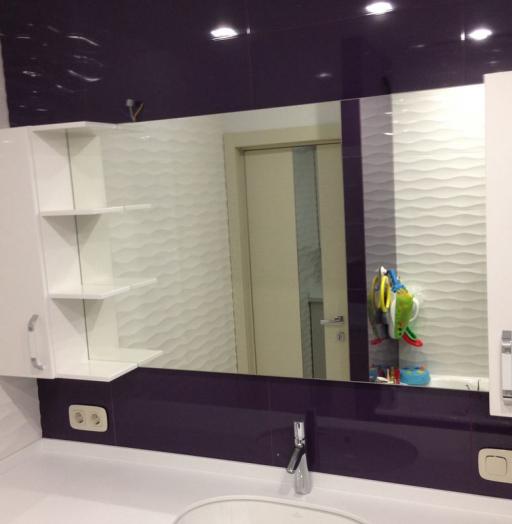 Мебель для ванной комнаты-Мебель для ванной «Модель 58»-фото5