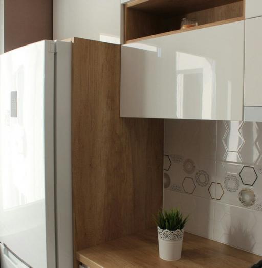 -Кухня из пластика «Модель 87»-фото9