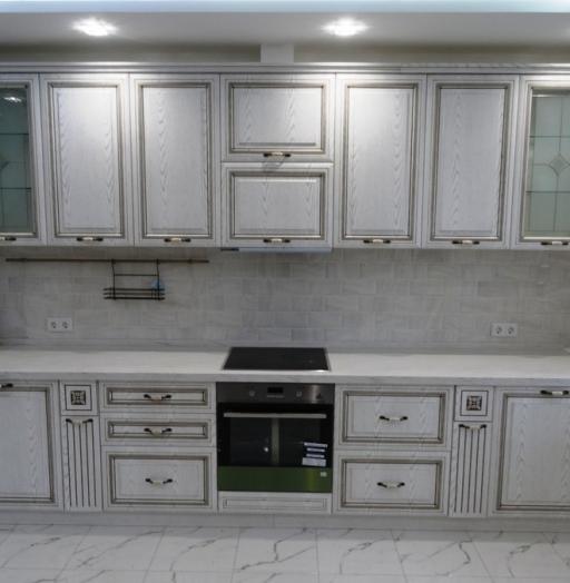 -Кухня МДФ в ПВХ «Модель 515»-фото21