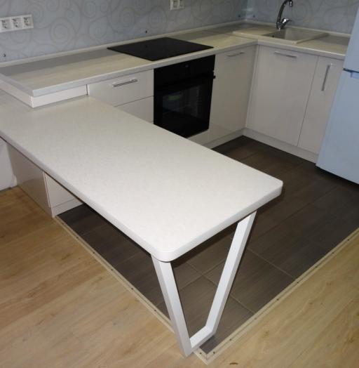 -Кухня МДФ в ПВХ «Модель 516»-фото25