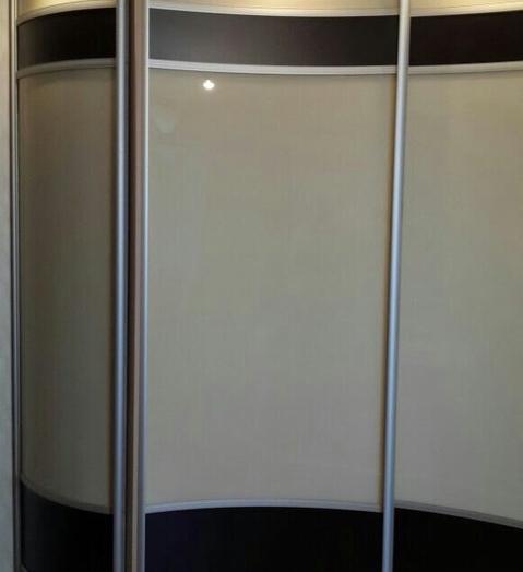 -Шкаф-купе из стекла Лакобель «Модель 399»-фото6