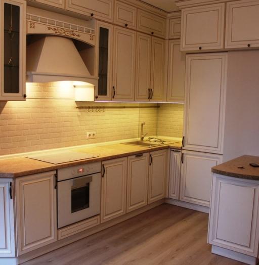 -Кухня МДФ в ПВХ «Модель 39»-фото26
