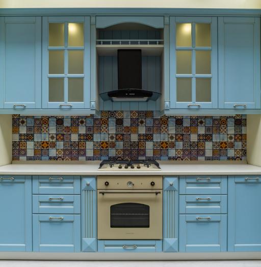 -Кухня МДФ в ПВХ «Модель 54»-фото7