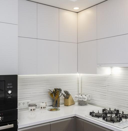 -Кухня МДФ в ПВХ «Модель 9»-фото7