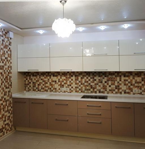 -Кухня из акрила «Модель 298»-фото17