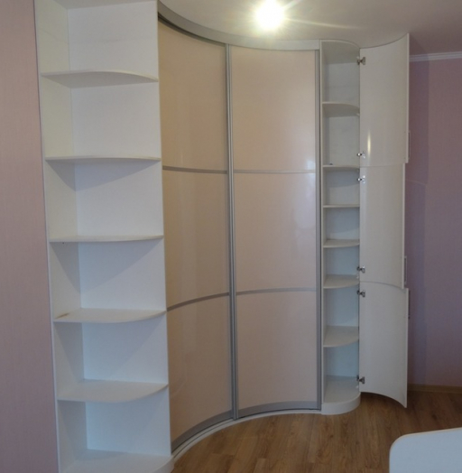 -Угловой шкаф-купе «Модель 89»-фото3