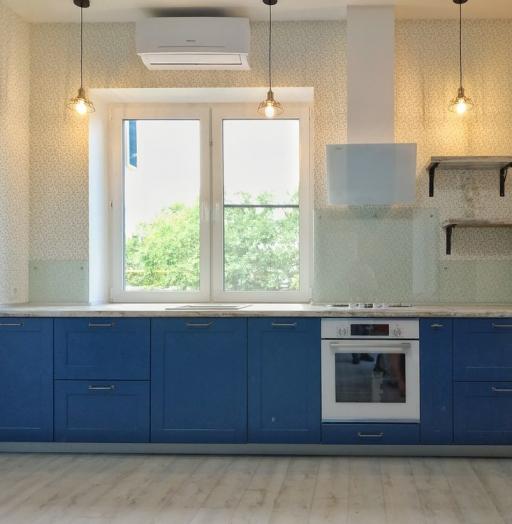 -Кухня МДФ в эмали «Модель 528»-фото14