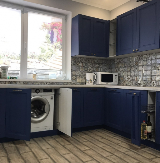 -Кухня МДФ в эмали «Модель 620»-фото21